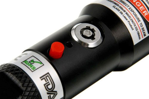 Grün Laserpointer